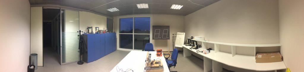 Il laboratorio AUGC trasferito ai piani alti - Blog AIGC